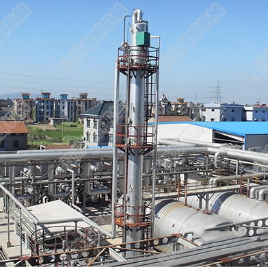 聚酯工程废水汽提污水处理系统