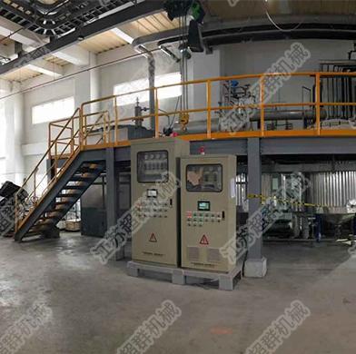 环保型滤芯高温蒸汽水解炉